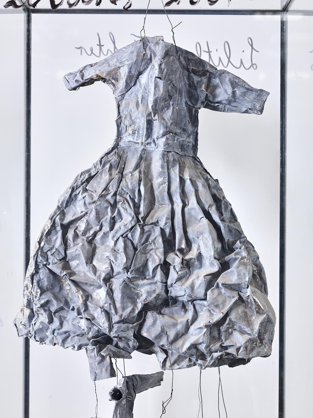 Anselm Kiefer, Opus Magnum – Liliths Töchter, 2015, Kiefer-Sammlung Grothe im Franz Marc Museum © Anselm Kiefer, Foto: collecto.art
